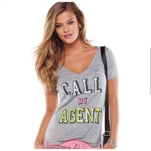 Juicy Couture | Call My Agent Graphic T-Shirt